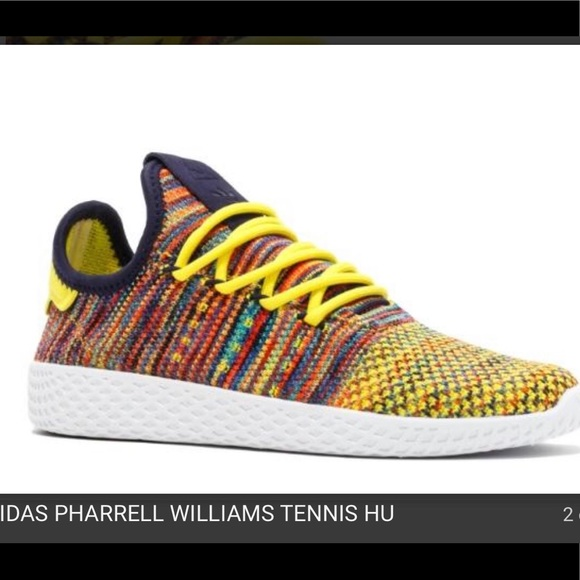 adidas Other - Adidas Pharrell Williams Tennis HU Size 12.5